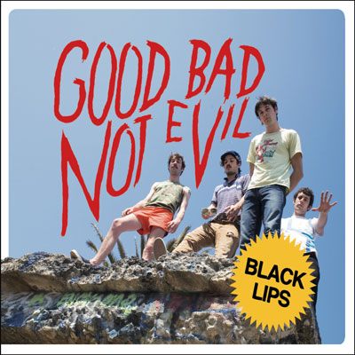 black lips good bad cover