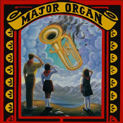major organ